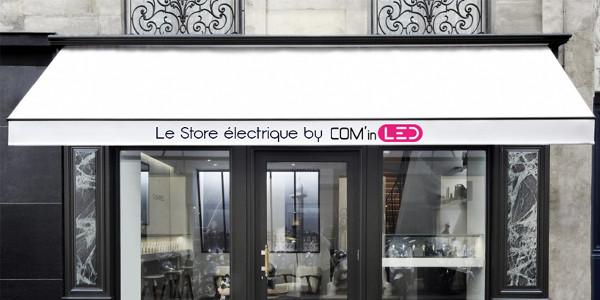 Stores electriques