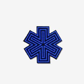 drapeau ambulance
