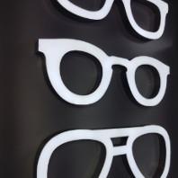 lunettes drapeaux